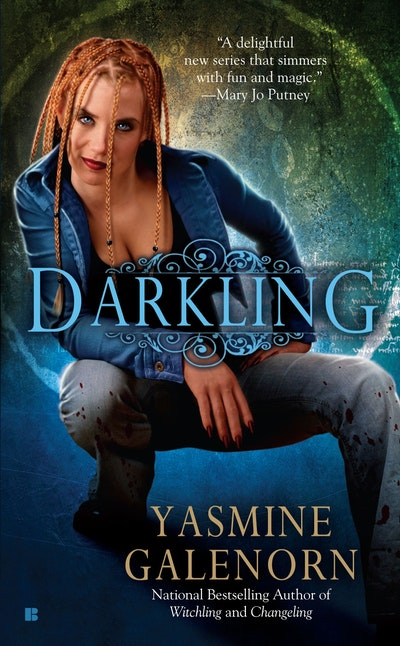 Darkling: An Otherworld Novel Book 3