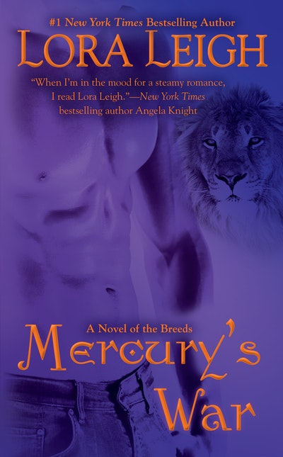 Mercury's War: A Novel of the Breeds Book 16