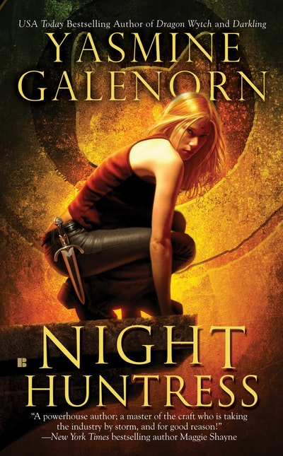 Night Huntress: An Otherworld Novel Book 5