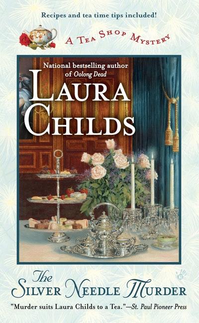 The Silver Needle Murder: A Tea Shop Mystery Book 9