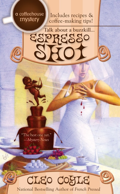 Espresso Shot: A Coffeehouse Mystery Book 7