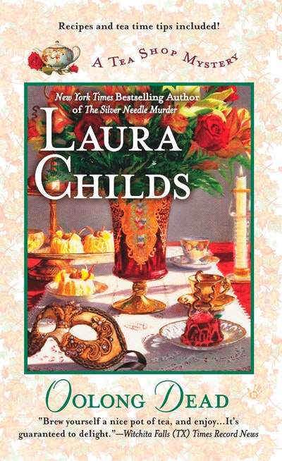 Oolong Dead: A Tea Shop Mystery Book 10