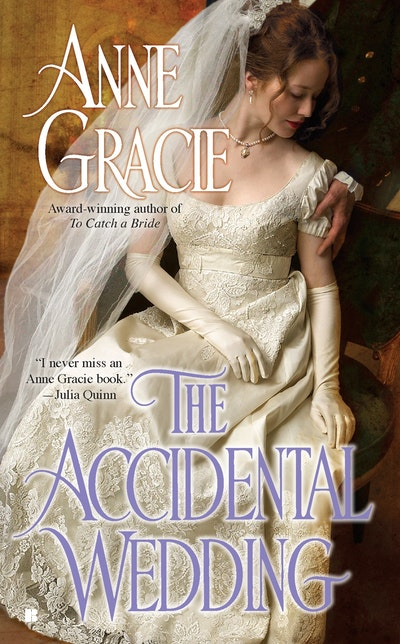 Book Cover: The Accidental Wedding