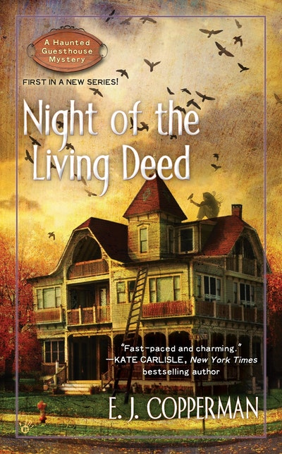 The Night of the Living Dead: A Haunted Guesthouse Mystery
