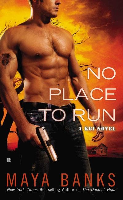 No Place to Run: A KGI Novel Book 2