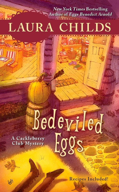 Bedeviled Eggs: A Cackleberry Club Mystery Book 3
