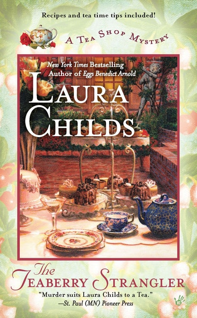 The Teaberry Strangler: A Tea Shop Mystery Book 11
