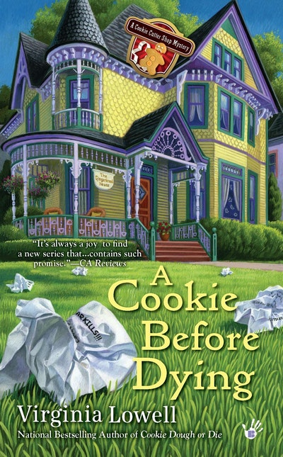 Cookie Before Dying: A Cookie Cutter Shop Mystery Book 2