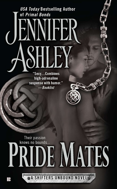 Pride Mates: Shifters Unbound Book 1