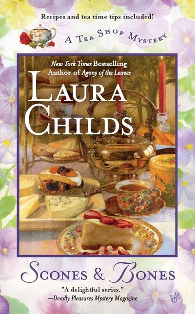 Scones & Bones: A Tea Shop Mystery Book 12