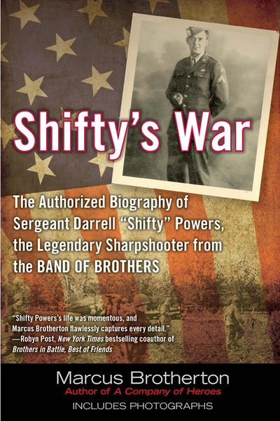Shifty's War: The Authorized Biography of Sergeant Darrell