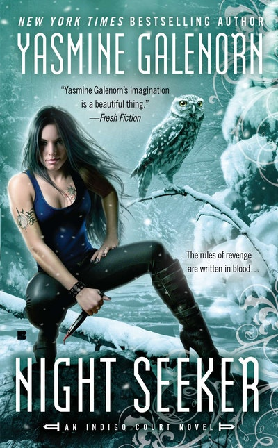 Night Seeker: Indigo Court Book 3