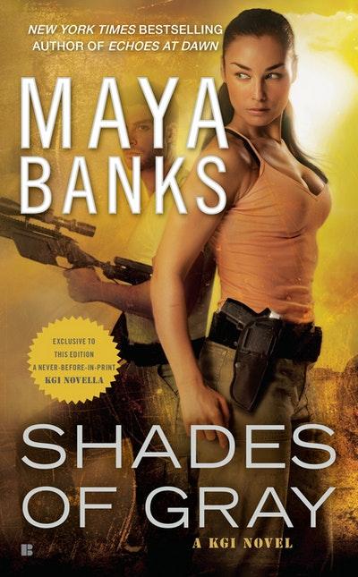 Shades of Gray: A KGI Novel Book 6