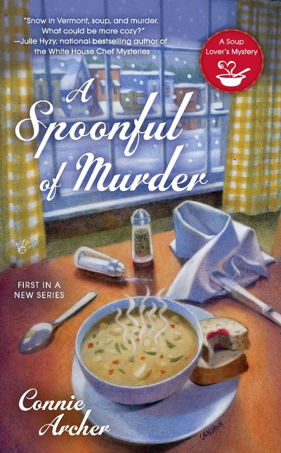 A Spoonful of Murder: A Soup Lover's Mystery Book 1