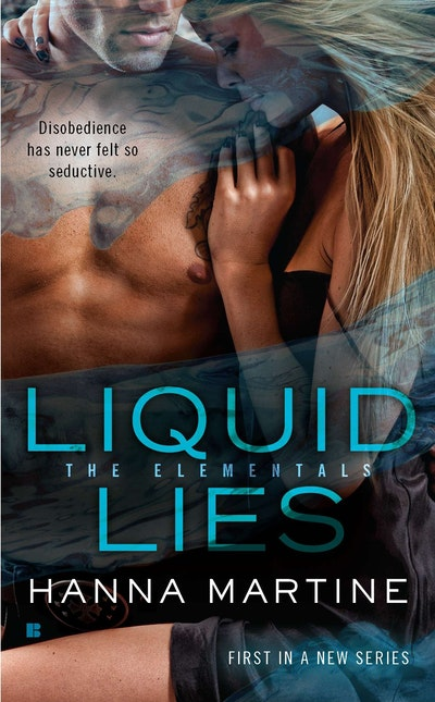 Liquid Lies: The Elementals Book 1