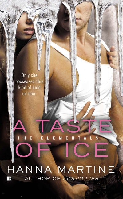 A Taste of Ice: The Elementals Book 2