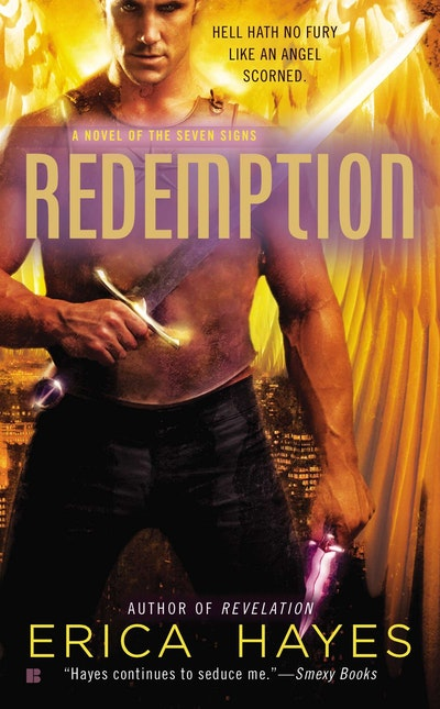 Redemption: A Novel of Seven Signs Book 2