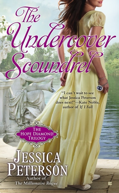 The Undercover Scoundrel: The Hope Diamond Trilogy Book 3
