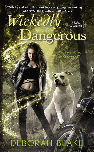 Wickedly Dangerous: Baba Yaga Book 1