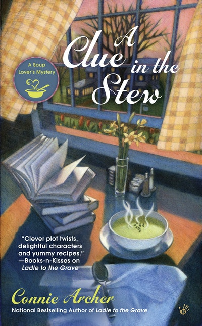 A Clue in the Stew: A Soup Lover's Mystery Book 5