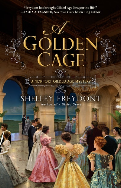 A Golden Cage: Newport Gilded Age
