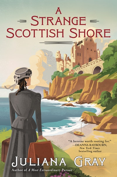 A Strange Scottish Shore