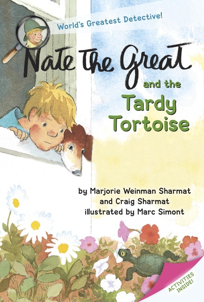 Nate The Great Tardy Tortoise
