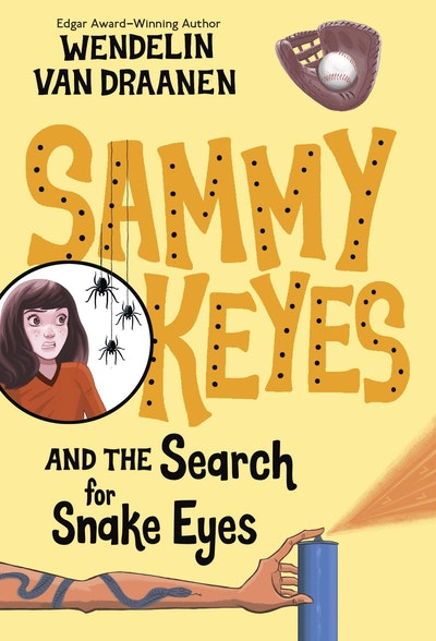 Sammy Keyes/Search Snake Eyes
