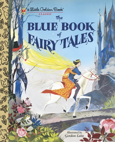LGB The Blue Book Of Fairy Tales