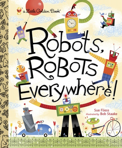LGB Robots, Robots Everywhere!