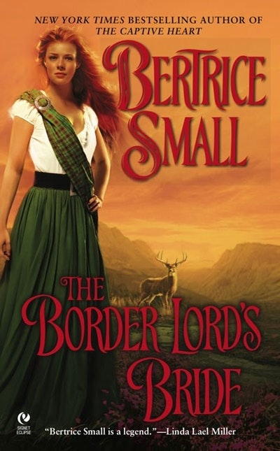 The Border Lord's Bride: Border Chronicles Book 2