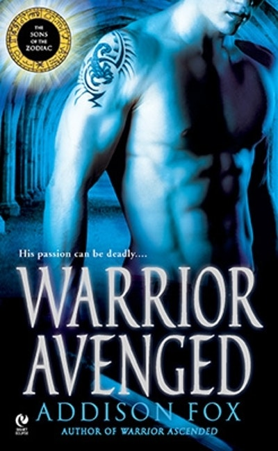 Warrior Avenged: Sons of the Zodiac Book 2