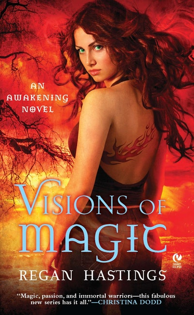 Visions of Magic: Awakening Book 1