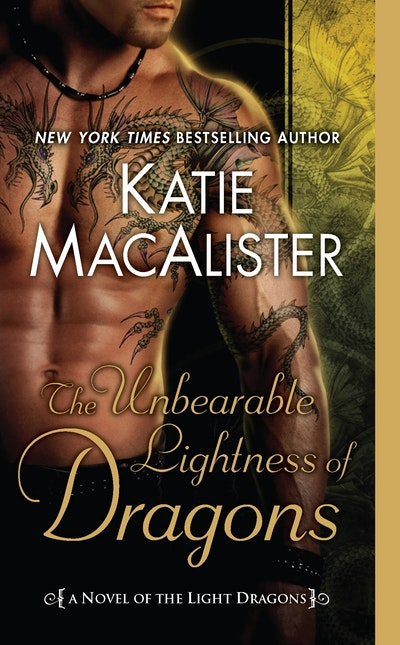 The Unbearable Lightness of Dragons: Light Dragons Book 2
