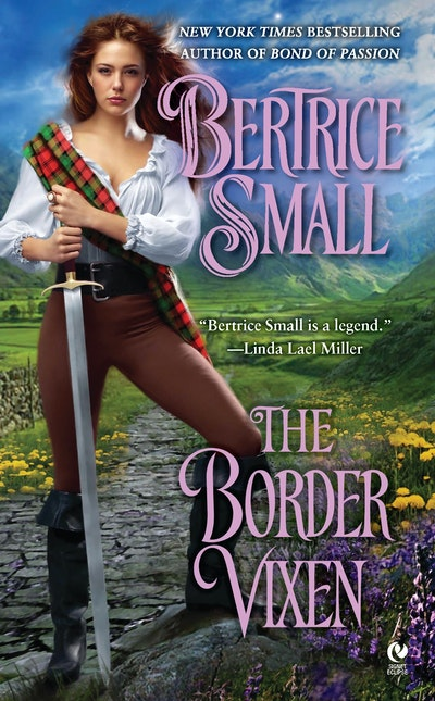 The Border Vixen: Border Chronicles Book 5