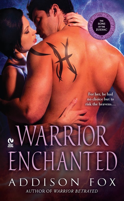 Warrior Enchanted: Sons of the Zodiac Book 4