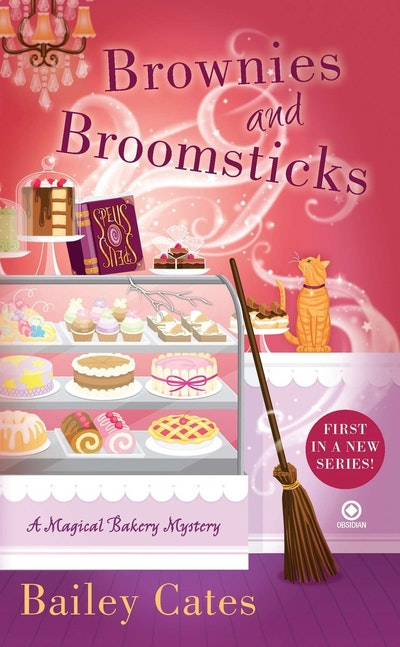 Brownies & Broomsticks: A Magical Bakery Mystery Book 1