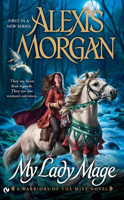My Lady Mage: Warriors of the Mist Book 1