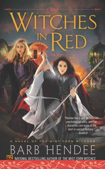 Witches in Red: Mist-Torn Witches Book 2