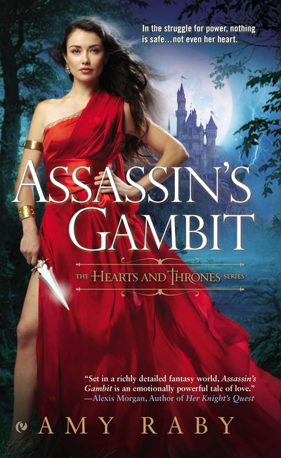 Assassin's Gambit: Hearts and Thrones Book 1