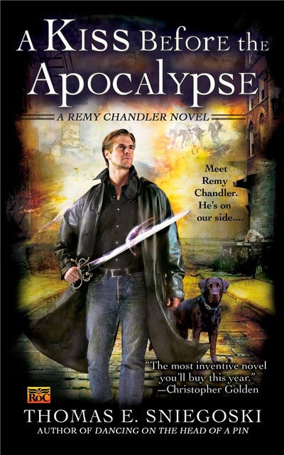 A Kiss Before the Apocalypse: Remy Chandler Book 1