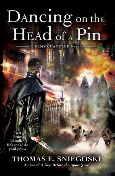 Dancing on the Head of a Pin: Remy Chandler Book 2