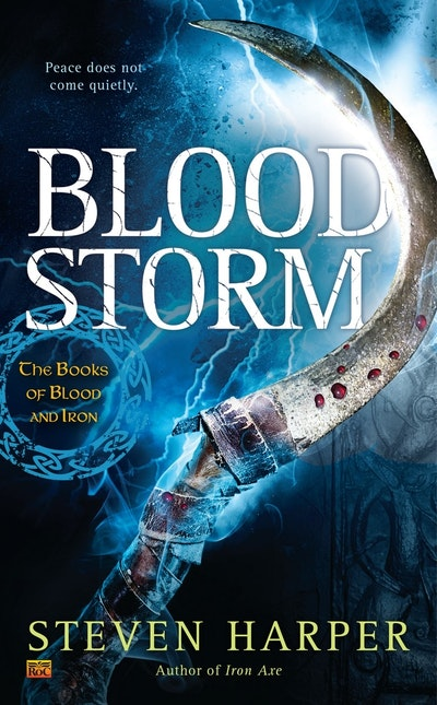 Blood Storm: The Books of Blood and Iron