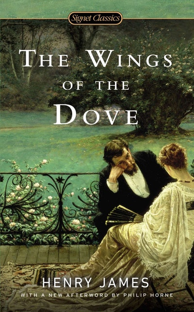 Book Cover: The Wings of the Dove
