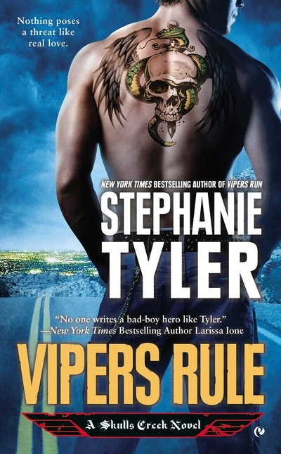 Vipers Rule: A Skulls Creek Novel Book 2
