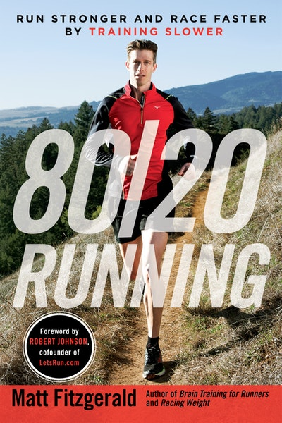 Book Cover:  80/20 Runninger