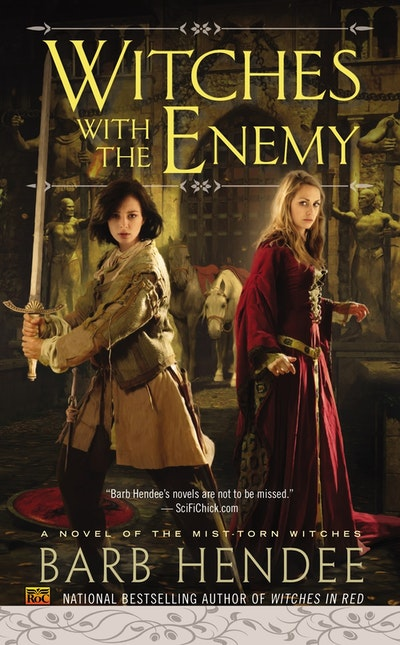 Witches with the Enemy: Mist-Torn Witches Book 3