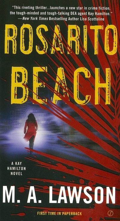 Rosarito Beach : A Kay Hamilton Novel Book 1