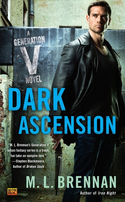 Dark Ascension: A Generation V Novel Book 4