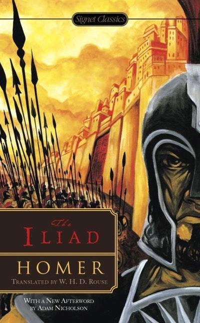 The Iliad: Signet Classics